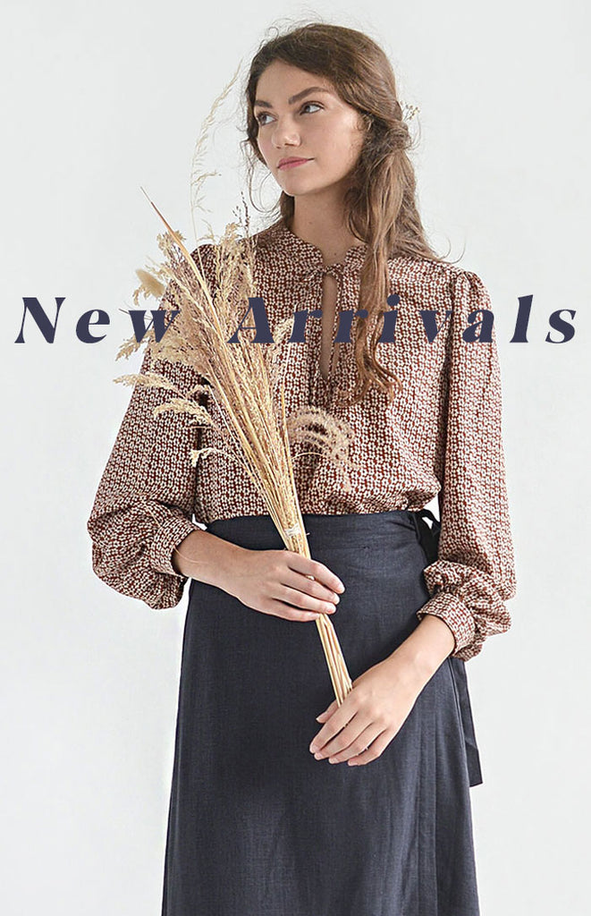 New Arrivals / A Chance of Rain La Tempête Skirt