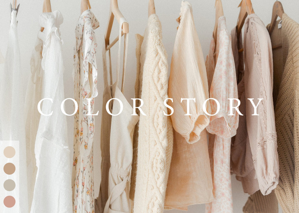 Color Story / Vintage Blush