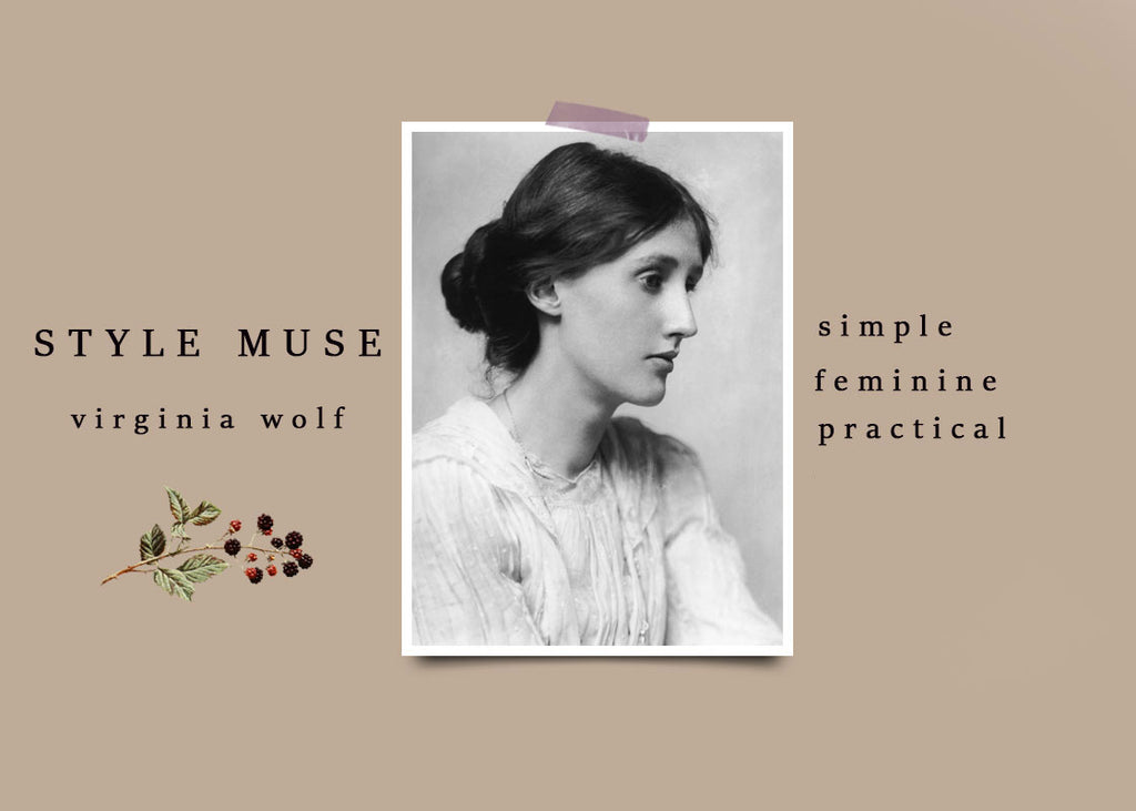 Style Muse / Virginia Woolf