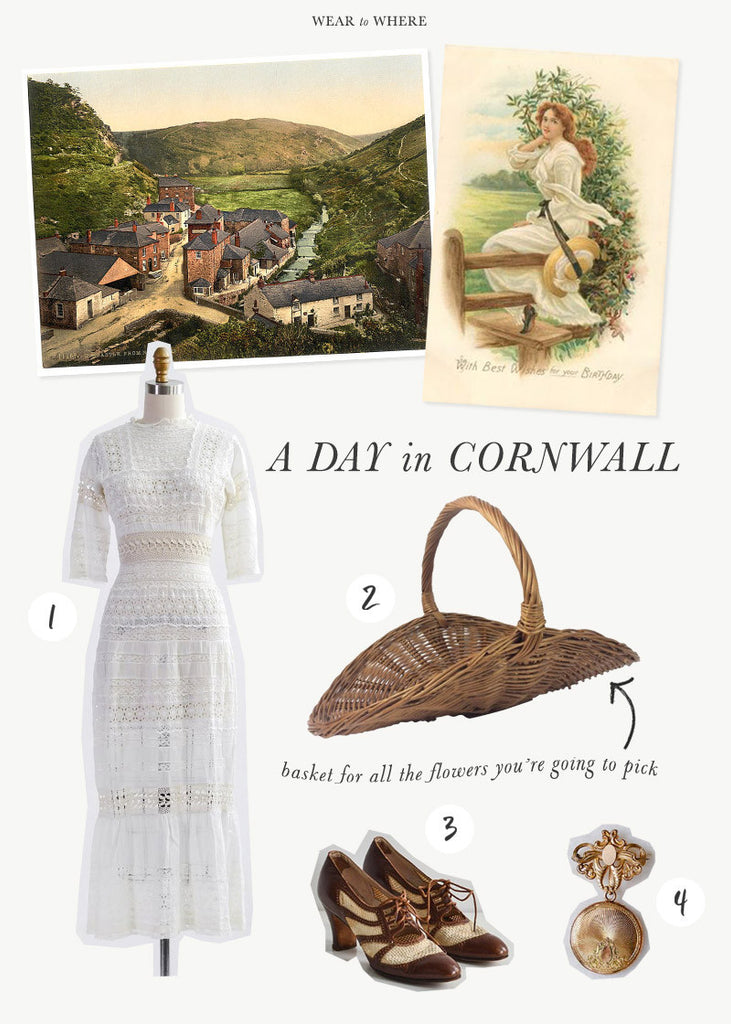 Wear to Where: A Day in Cornwall