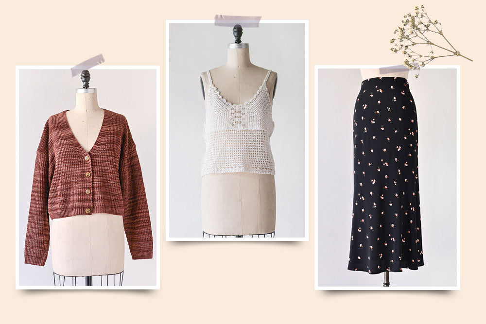 New Arrivals / Feminine Vintage Inspired Clothing / Outfit Ideas for Fall