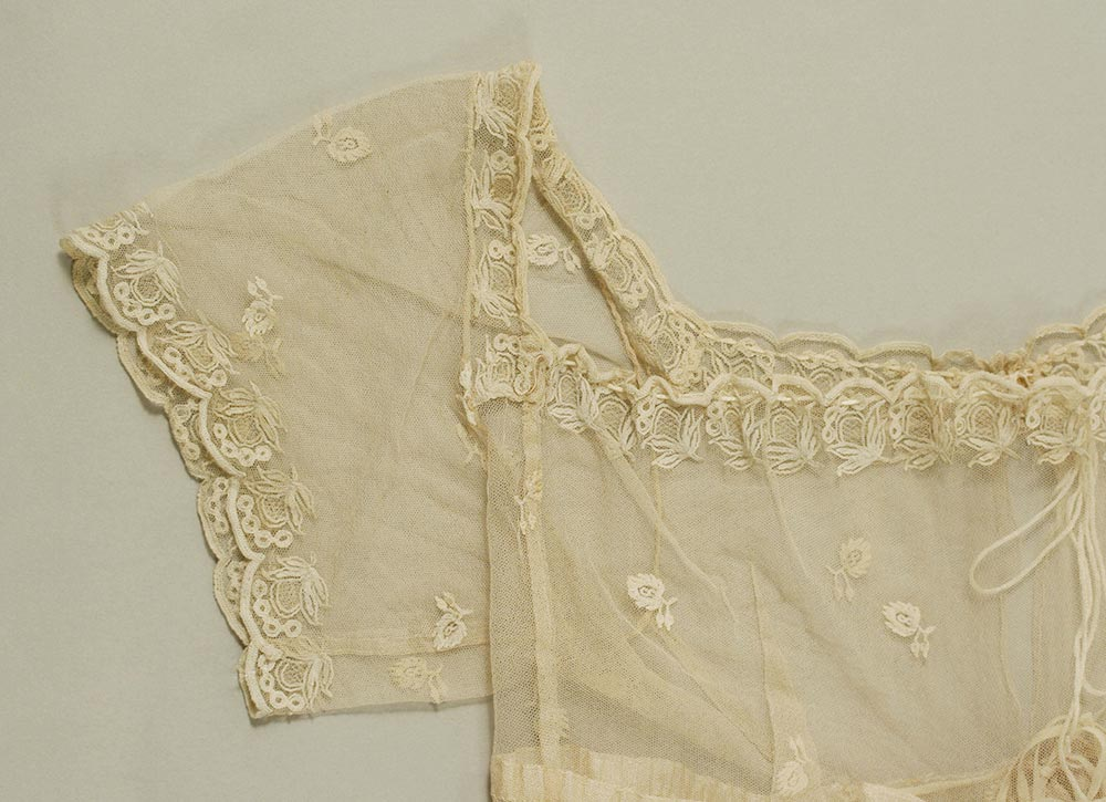 Regency Period Dress from Met Museum