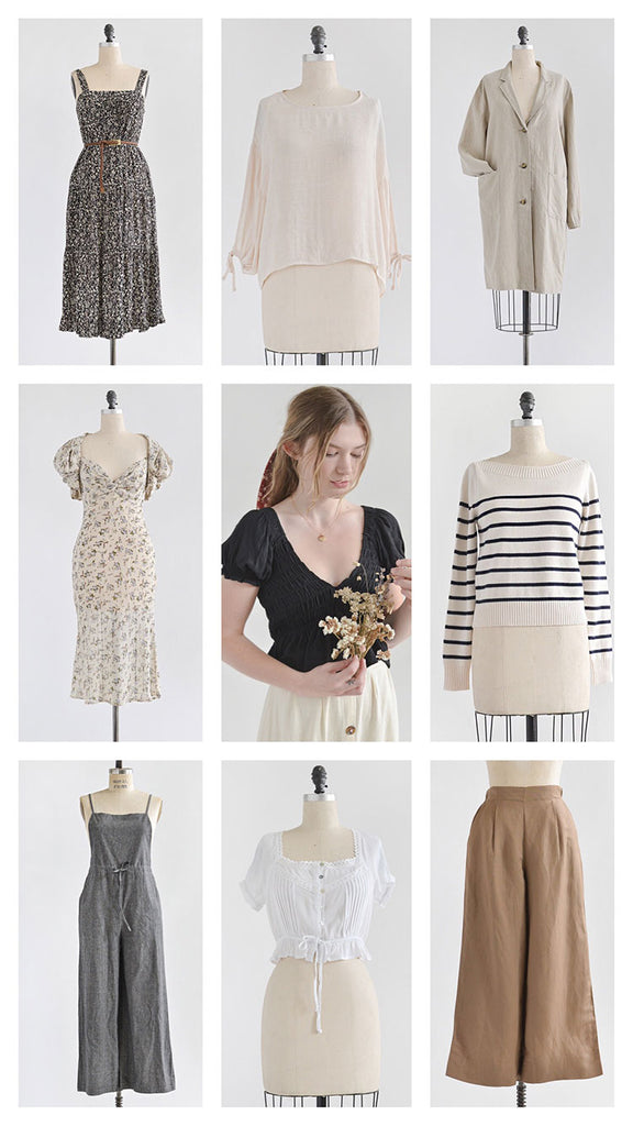 New Arrivals / Feminine Vintage Inspired Clothing