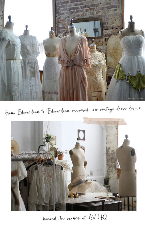 About Vintage Clothing at Adored Vintage Online Shop