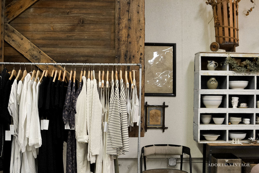 Adored Vintage Mercantile / Vintage & Modern Clothing & Decor in Portland, Oregon