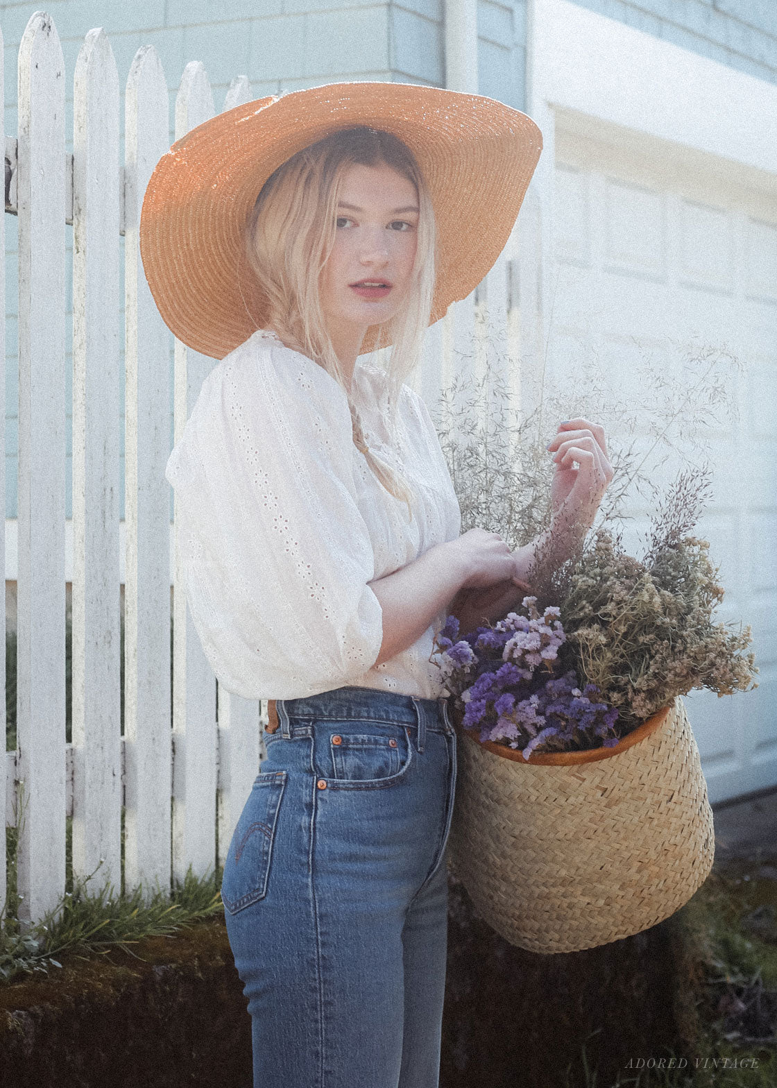 Adored Vintage / Feminine, Timeless, and Romantic Country Clothing Inspired By Vintage