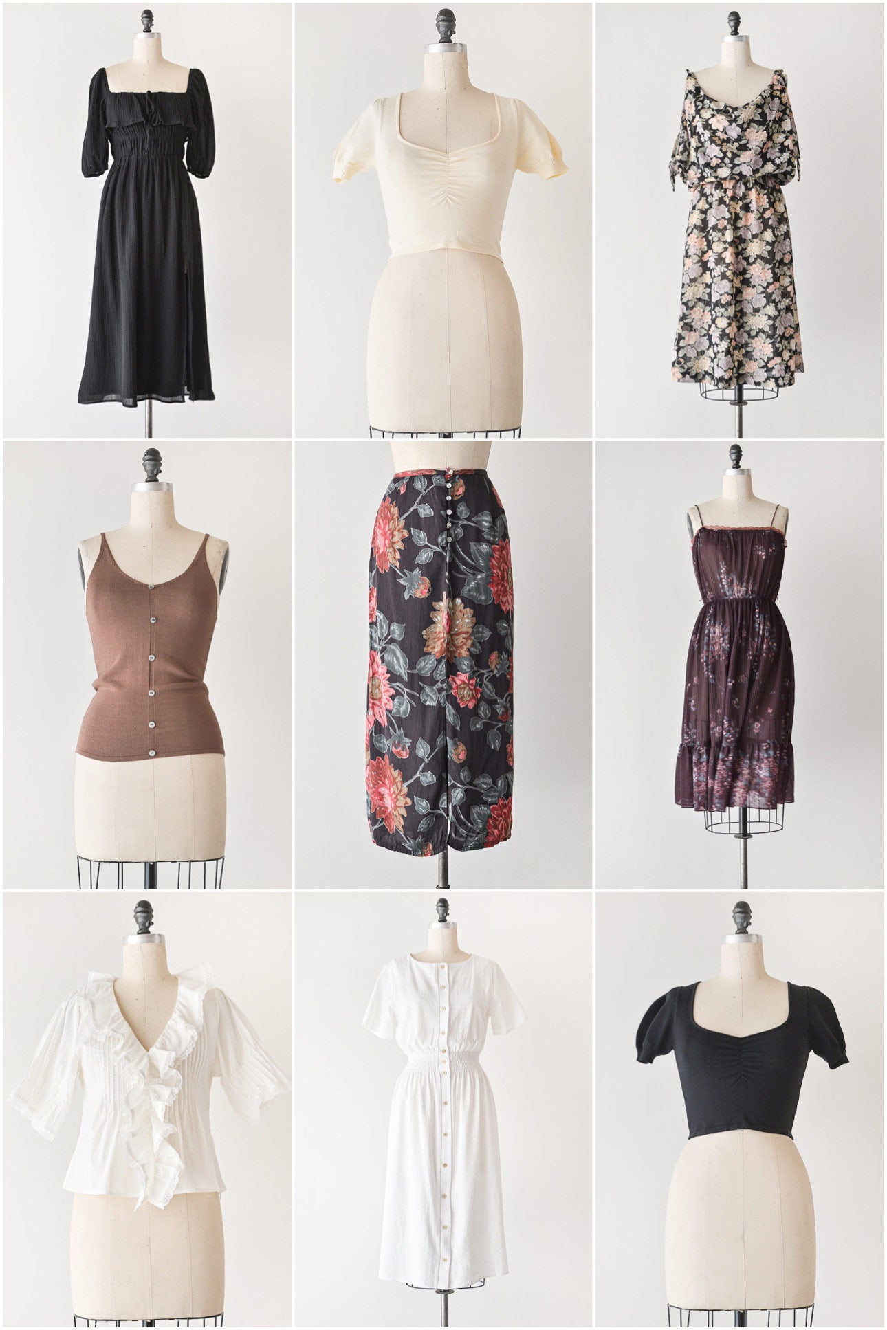 Feminine, Timeless, and Vintage Inspired / Adored Vintage Women's Clothing Boutique