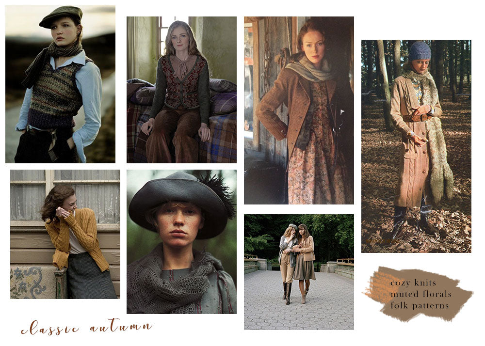 0e00908877526 Vintage Inspired Fashion Outfit Inspiration For Autumn – Adored Vintage