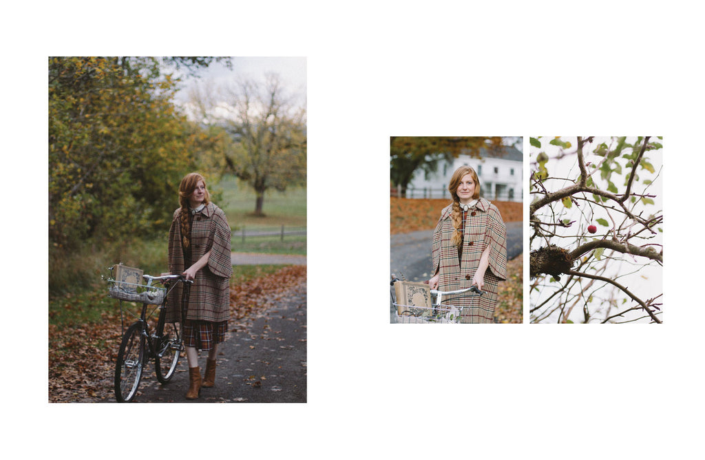 Adored Vintage Lookbook / Letters to Autumn