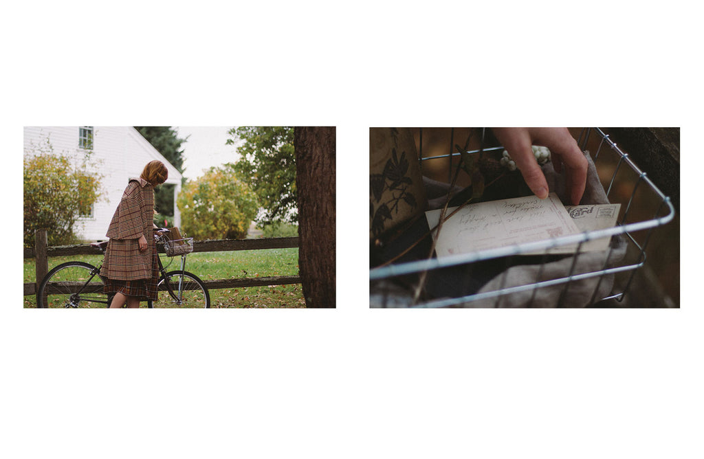 Adored Vintage Lookbook / Letters to Autumn / Fall 2015