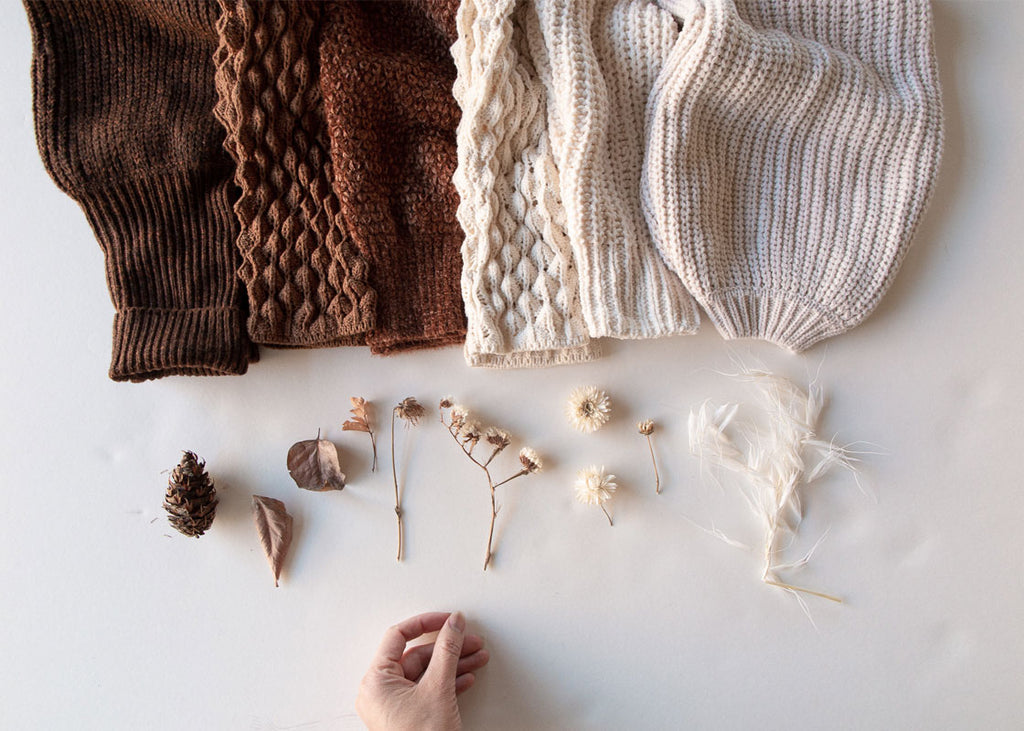Sweaters & Knits for Autumn / Feminine Vintage Inspired Clothing