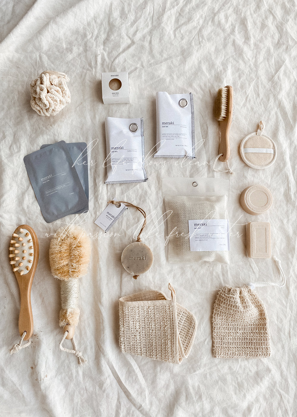 Self Care & Bath Products at Adored Vintage