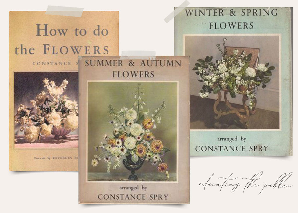 Adored Vintage / Style Muse / Constance Spry