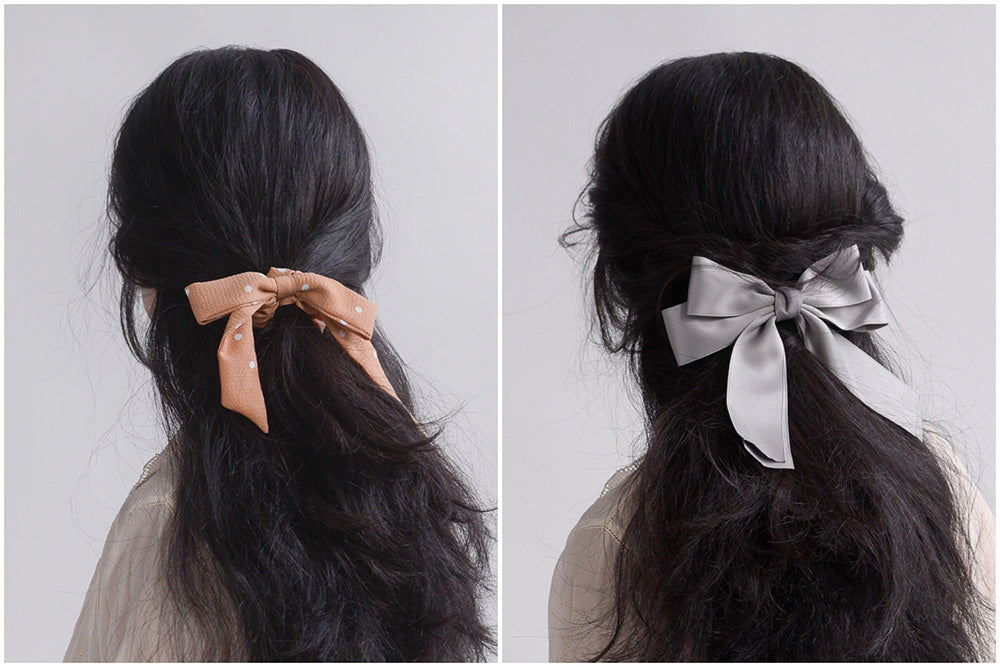 Feminine Romantic Hair Bows