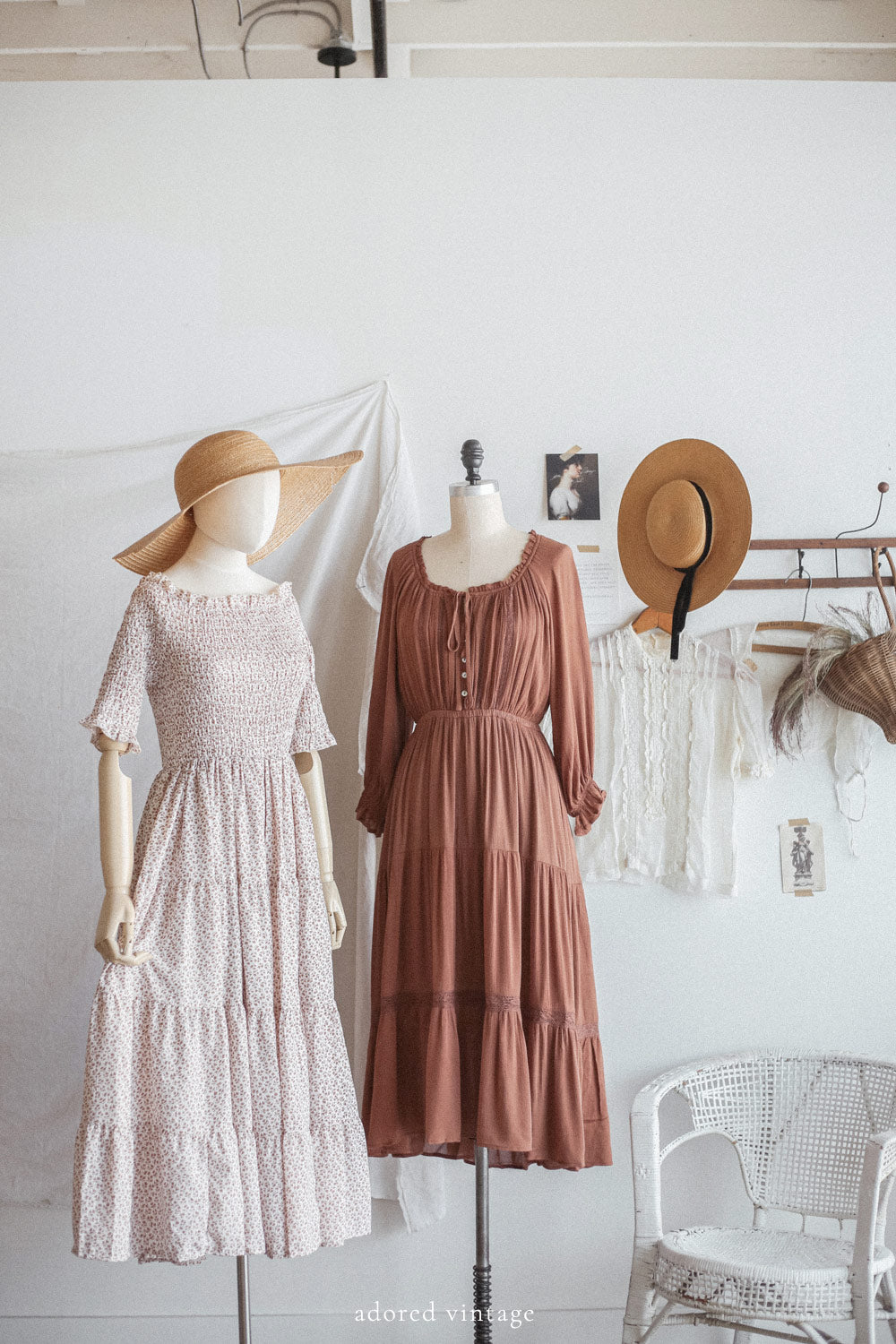 Romantic, Feminine, Vintage Inspired Clothing from Adored Vintage / Women's Clothing Boutique