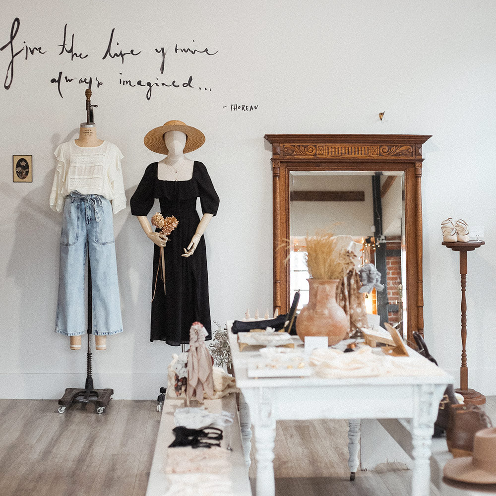 Portland Women's Clothing Boutique Adored Vintage
