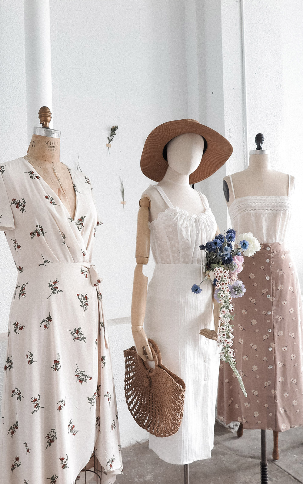 Adored Vintage / Feminine Romantic Vintage Inspired Clothing Shop