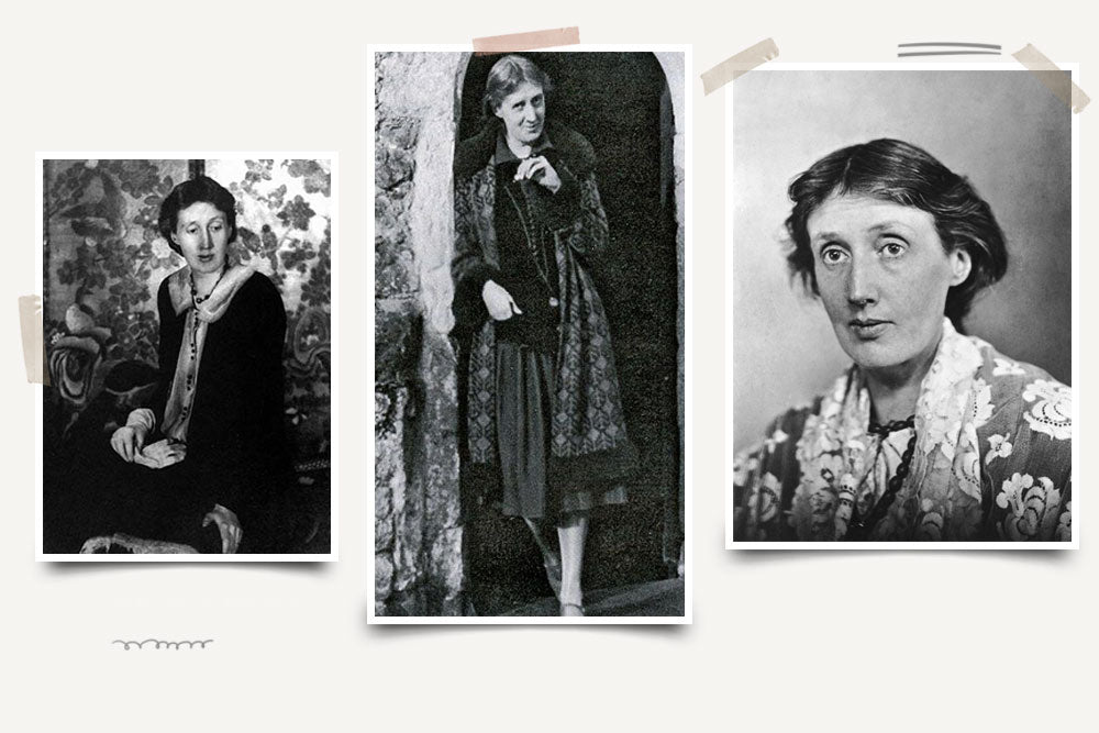 Adored Vintage / Style Muse / Virginia Woolf