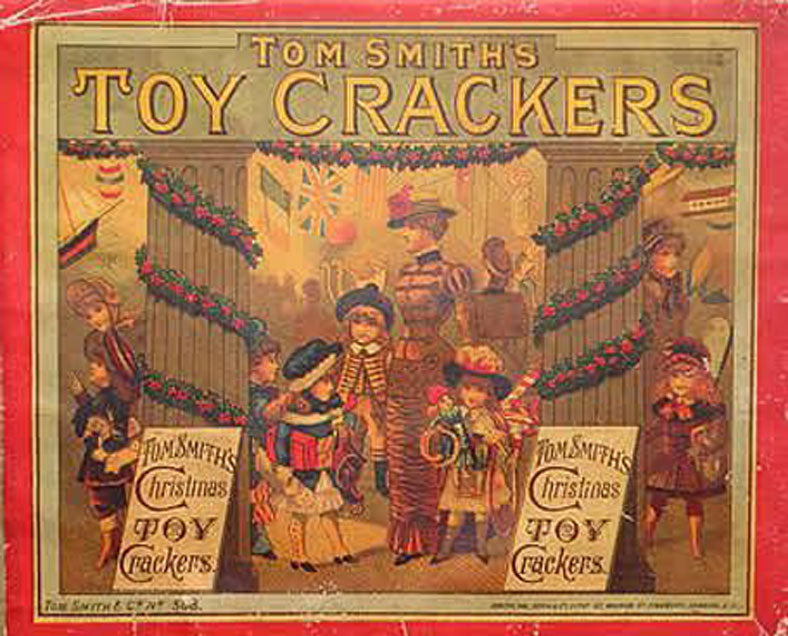 The History of the Christmas Cracker