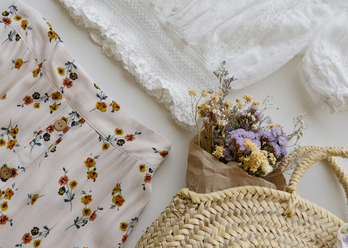 Timeless, romantic, and feminine clothing boutique, Adored Vintage