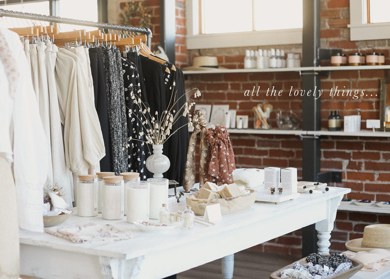 Portland Women's Clothing Boutique / Adored Vintage / Women Owned and Operated Portland Shop