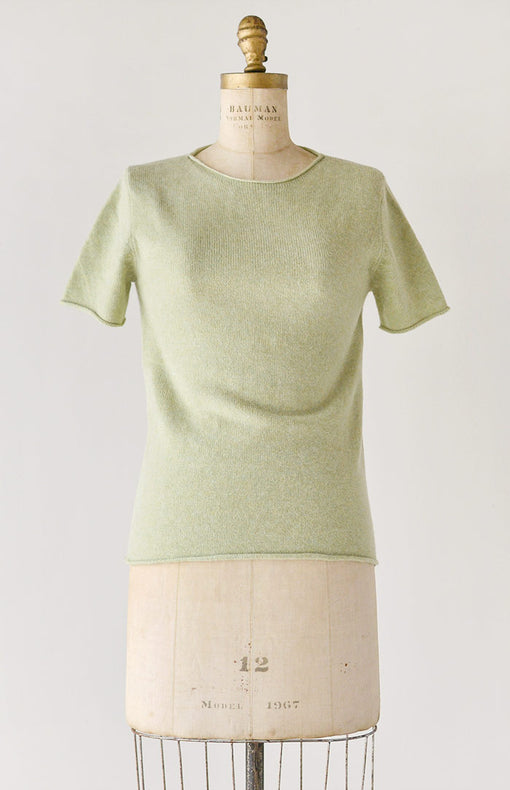 Limoux Knit Top - Sage
