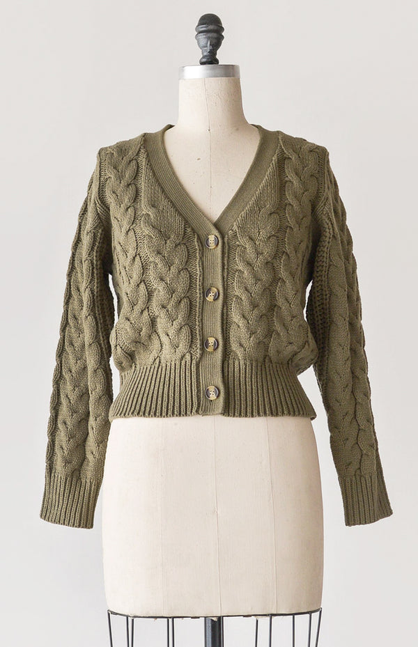Modest Acreage Cardigan