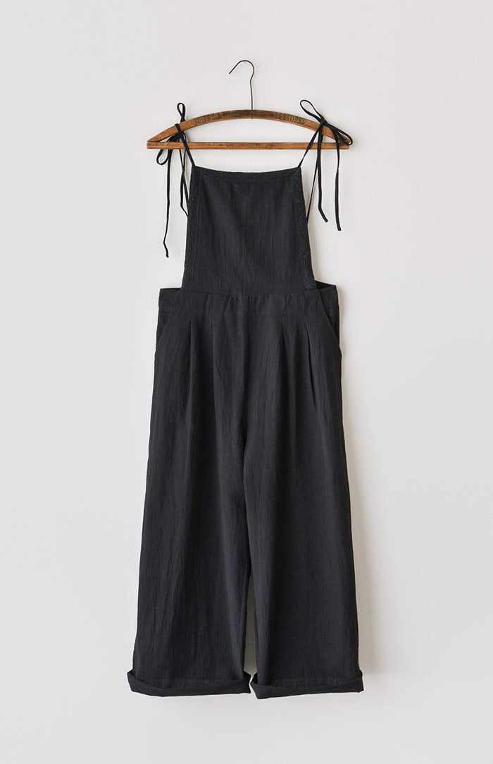 Town & Country Overalls - Black