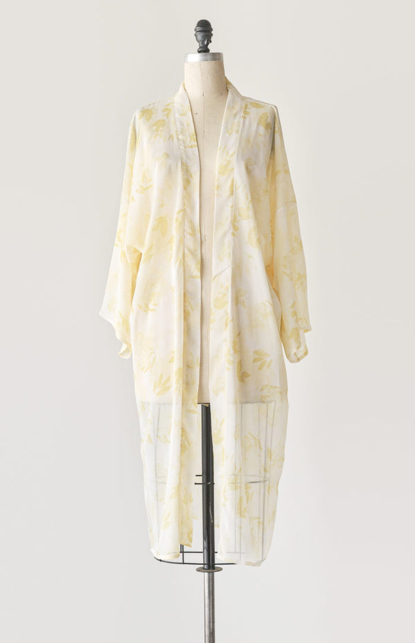 Limoncello Afternoon Robe