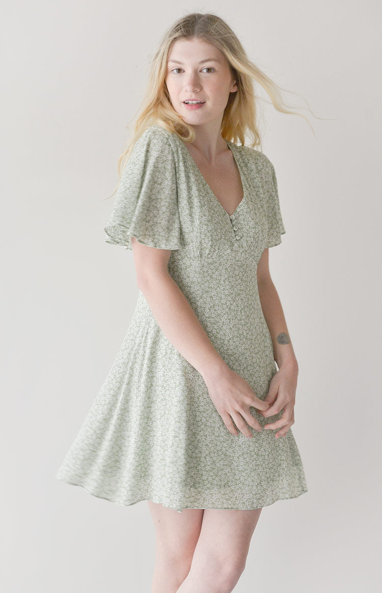 Meadow Upon A Hill Dress