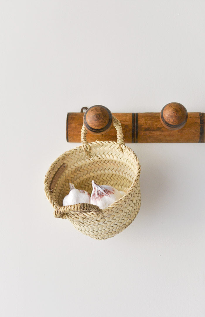 Mini Beldi Straw Basket
