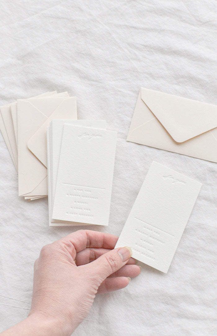 Multi Occasion Mini Notecards