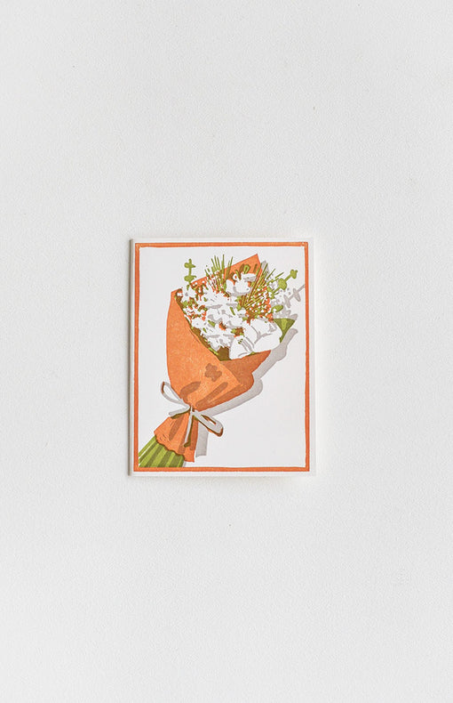 Flower Bouquet Everyday Card