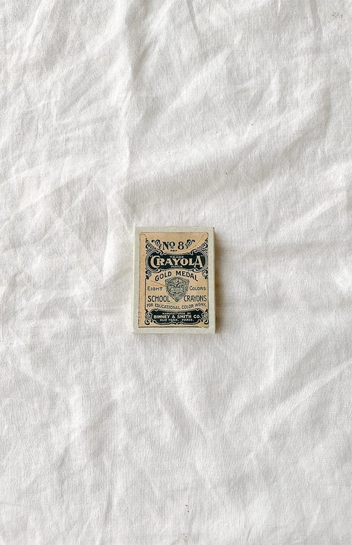 Vintage Label Mini Notes