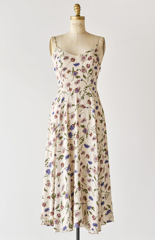 Poetry of Flowers Dress