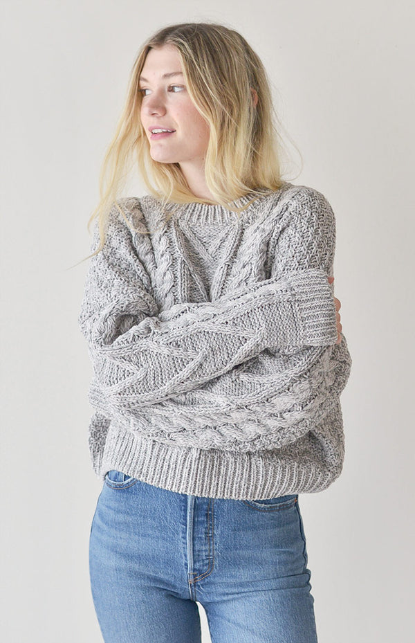 Cloudy Forecast Sweater