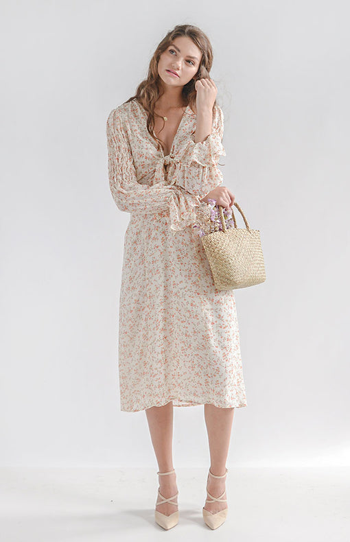 Poet from Bayeux  Dress - Feminine & Timeless Dresses & Clothing - Adored Vintage Boutique