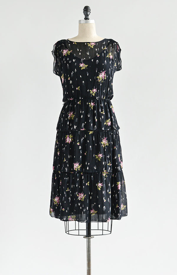 Chanson D'Amour Dress - Feminine & Timeless Dresses & Clothing - Adored Vintage Boutique