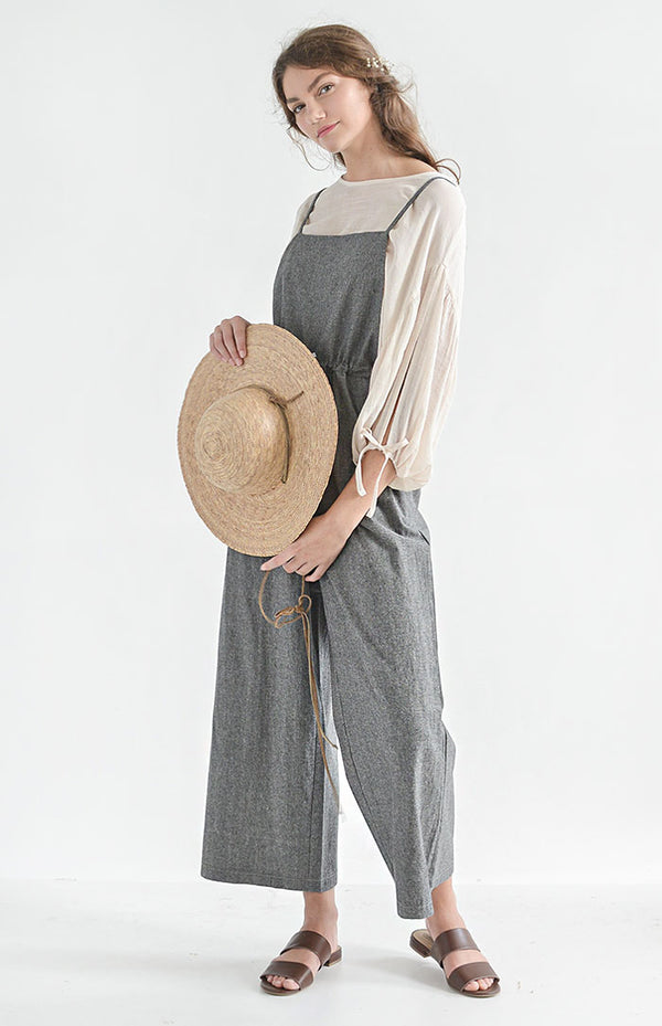 Chimney Tales Overalls - Feminine & Timeless Dresses & Clothing - Adored Vintage Boutique