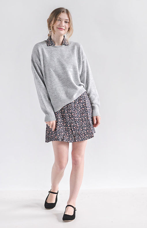 Weekend Edit Sweater - Feminine & Timeless Dresses & Clothing - Adored Vintage Boutique