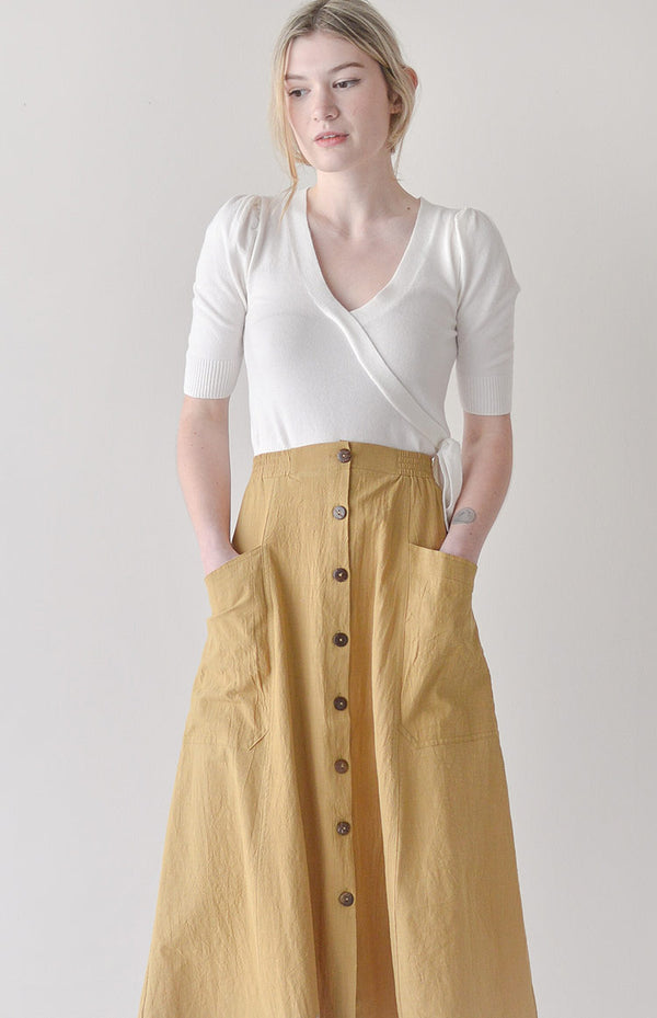 Sunny Disposition Skirt