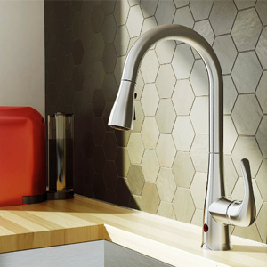 NEXO by Belanger Kitchen Faucet with Magik Motion Activation