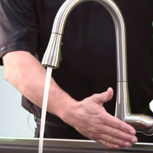 Hands Free Motion Activated Faucet