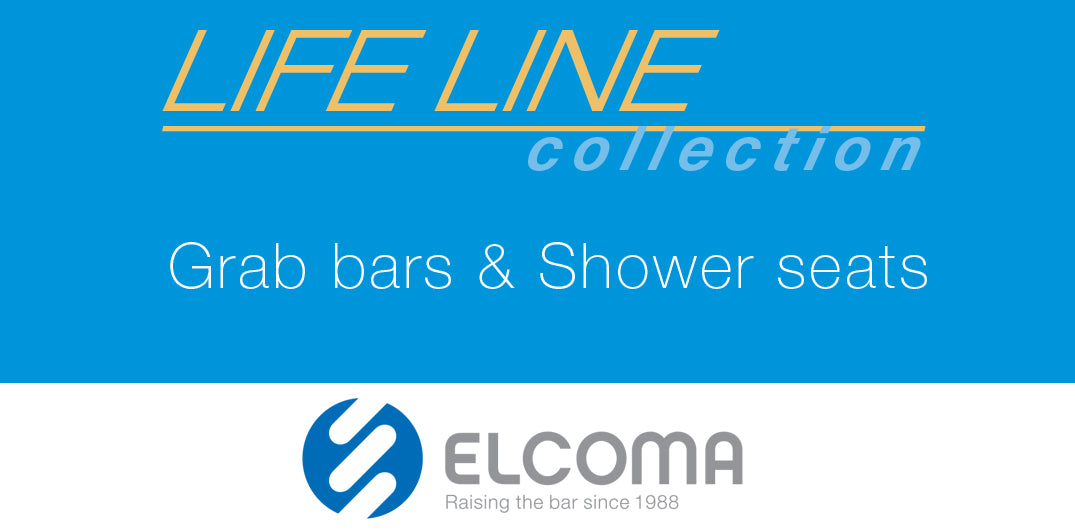 Lifeline Grab Bars and Seats by Elcoma
