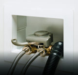 Automatic Washing Machine Shut Off Valve For New Installations - Grab-Bar.com