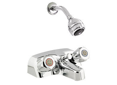 Belanger Bathtub Faucet and Showerhead - Grab-Bar.com