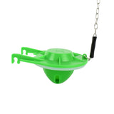 3-Inch Adjustable Water Saving Flapper, Green