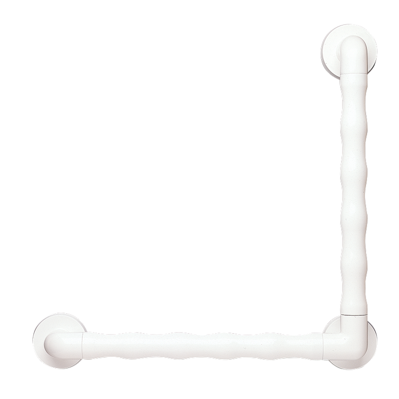 Interlock™ Corner Grab Bar Kits - Grab-Bar.com