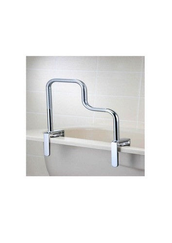 Bath Tub Grab Rail with Dual Grip  *CLEARANCE * - Grab-Bar.com