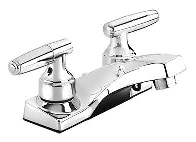 Belanger Bathroom Faucet with Dual Lever Controls - Grab-Bar.com